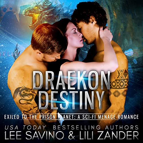 Draekon Destiny audiobook cover art