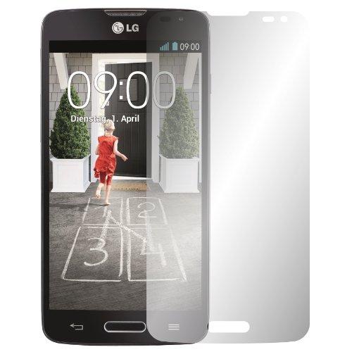 2 x Slabo Bildschirmschutzfolie LG L90 Bildschirmschutz Schutzfolie Folie
