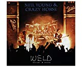 Neil Young Crazy Horse Weld Album Cover Druck Wandkunst