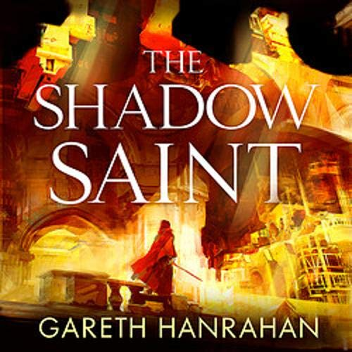 The Shadow Saint cover art