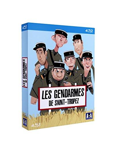 L'intégrale Les Gendarmes de Saint-Tropez [Blu-Ray]