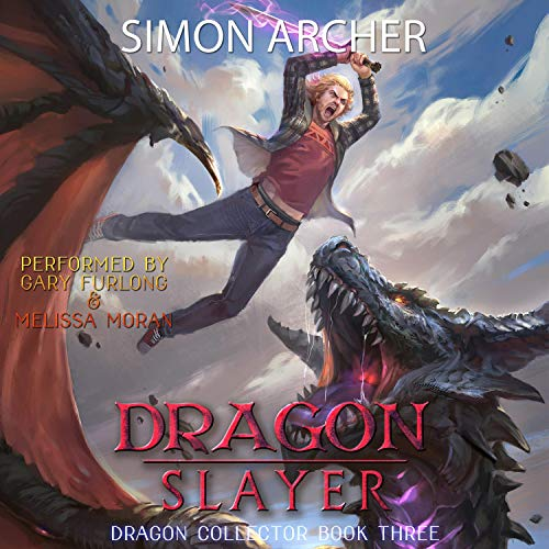 Dragon Slayer  By  cover art