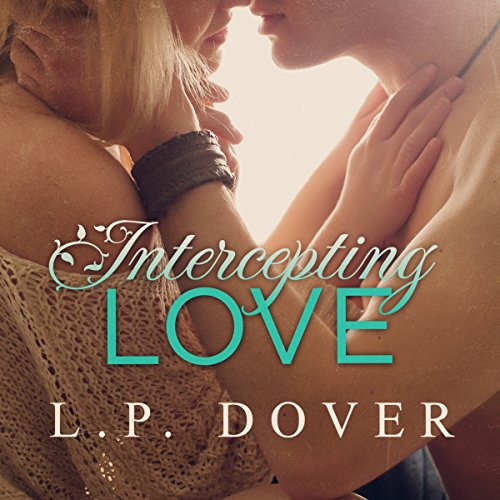 Intercepting Love audiobook cover art