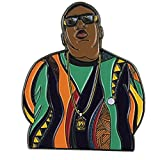 Biggie Smalls B.I.G Notorious - Famous Celebrity Inspired Icons