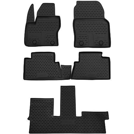 Ad Tuning Fm13012 Passform Gummifußmatten 5 Teilig Schwarz Auto