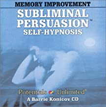 self hypnosis for memory improvement