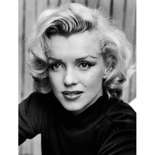 04c660180fb Marilyn Monroe Black   White Vintage Reproduction A4 Poster   Print 260GSM  Photo Paper