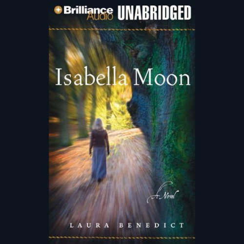Isabella Moon audiobook cover art