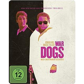 War Dogs (Exklusives SteelBook) [Blu-ray]