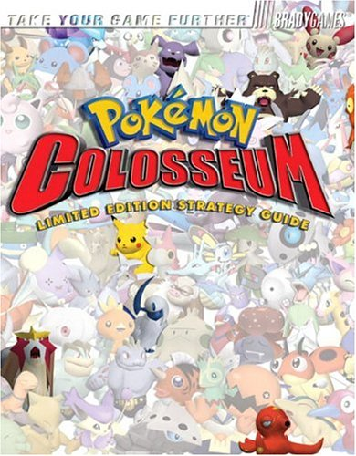 Pokemon® Colosseum Limited Edition