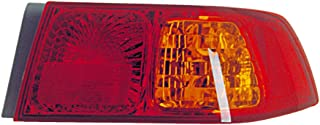 For 2000 2001 Toyota Camry Tail Light Taillamp Passenger Right Side Replacement TO2801140