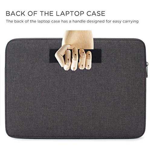 NIDOO 15.6 Zoll Laptoptasche Laptophülle Notebooktasche Laptop Schutzhülle Notebook Tasche Wasserdichtem Laptop Sleeve für 15.6