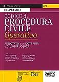 Codice di procedura civile operativo. Annotato con dottrina e giurisprudenza. Con espansione online (Codici operativi)