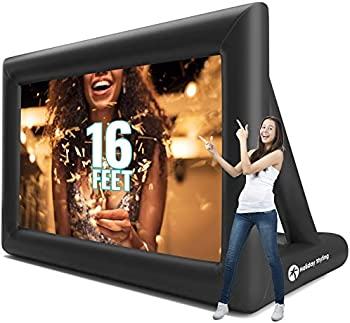 Holiday Styling Inflatable Outdoor Movie Projector Screens