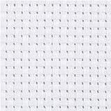 Toile Aida à broder - 3,5 pts/cm - 50 x 50 cm