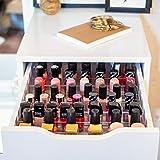 TidyUps Nail Polish Tray   Makeup-Organizer passend für IKEA Alex 5 oder 9   Für Nagellacke & Maniküre Tools