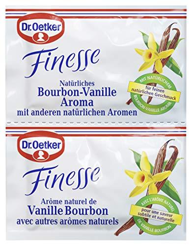Dr. Oetker Finesse Natürliches Bourbon-Vanille Aroma (1 x 10 g)