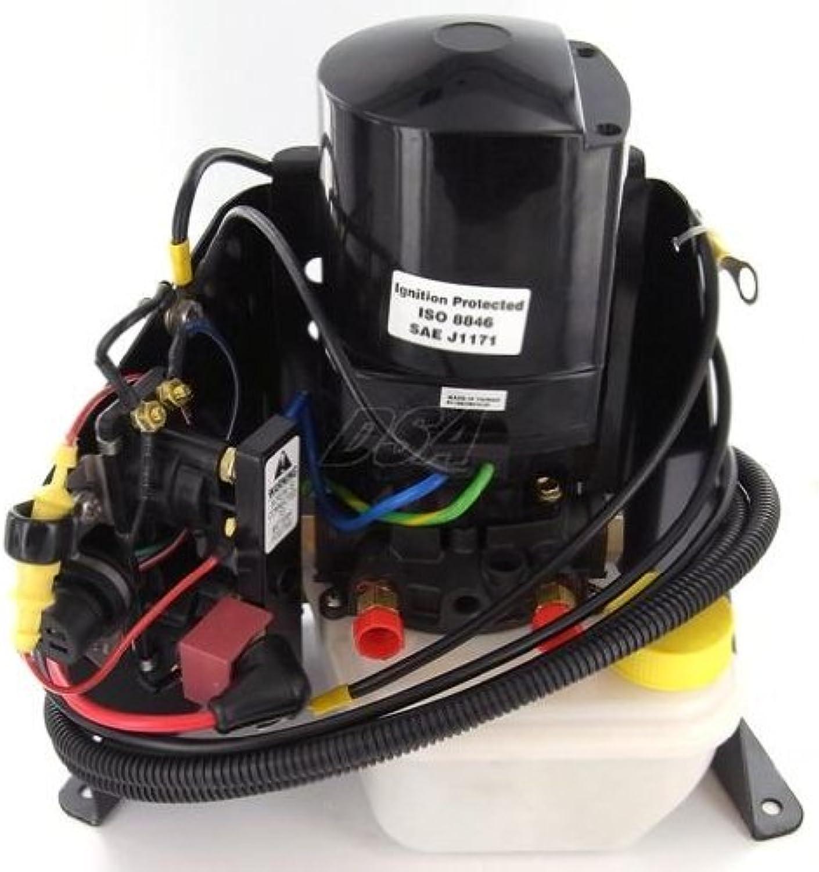 Tilt Trim Motor Mercruiser Marine Floor Mount 88183A5 88183A8 88183A8 14336A6 14336A8