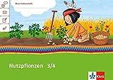 Nutzpflanzen 3/4: Übungsheft Klasse 3/4 (Mein Anoki-Übungsheft)