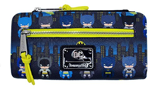 Loungefly DC Comics by Loungefly Wallet Batman Wallets