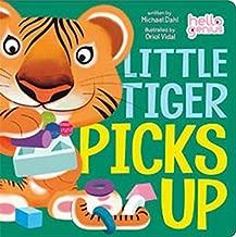 Little Tiger Picks Up (Hello Genius) by Dahl, Michael (2014) Board book