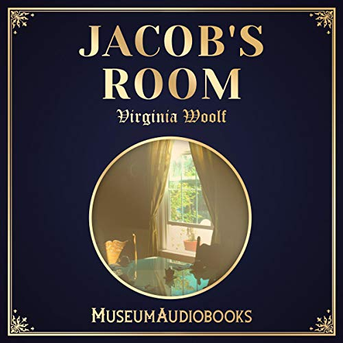 Jacob's Room audiobook cover art