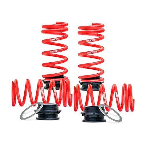 H&R Gewindefedern 23002-4 höhenverstellbare Sport Federn