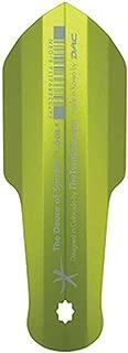 The Deuce Ultralight .6oz Backpacking potty Trowel,Hi-Vizability Lime
