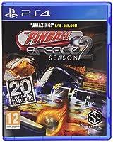 Pinball Arcade Season 2 PS4 ピンボール アーケード シーズン2 Play Station 4(輸入版)