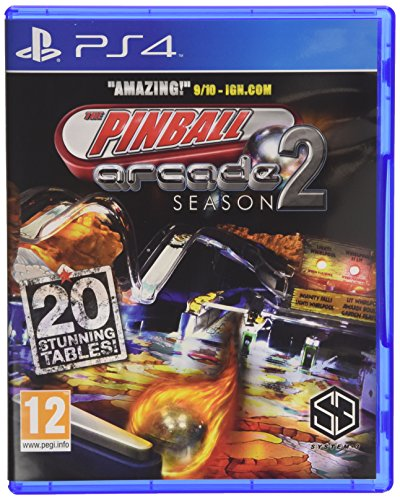 The Pinball Arcade Season 2 PS4 [