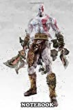 Notebook: Kratos God Of War , Journal for Writing, College Ruled Size...