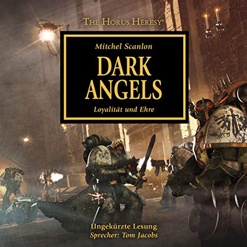 Couverture de Dark Angels