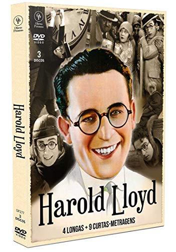 Harold Lloyd [Digistak com 3 DVD's]