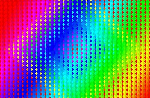 YULEXIN Puzzle 500 Piezas Adecuado para Adolescentes Y Adultos Rompecabezas De Madera Decoraciones Hogar Gradiente de Color