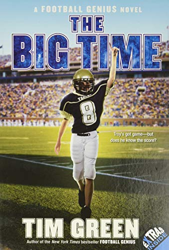 The Big Time (Football Genius, 4, Band 4)