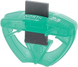 Swix North Pocket All in One Ski & Snowboard Edge Tool Base & Side, Green, 2x2