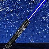 Foco de enfoque ajustable de la linterna de la luz verde con las tapas de estrella, 5 unidades, para camping, fiestas, senderismo, pesca de caza