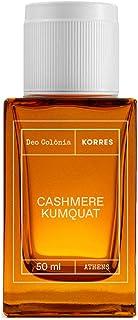 Cashmere Kumquat Deo Colônia 50ml, Korres