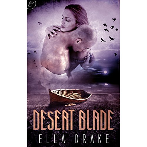 Desert Blade audiobook cover art