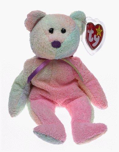 Ty Beanie Babies - Groovy the Bear