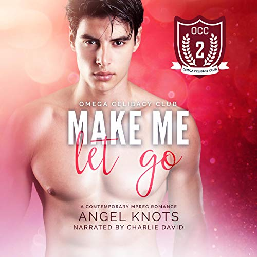 Make Me Let Go audiobook cover art