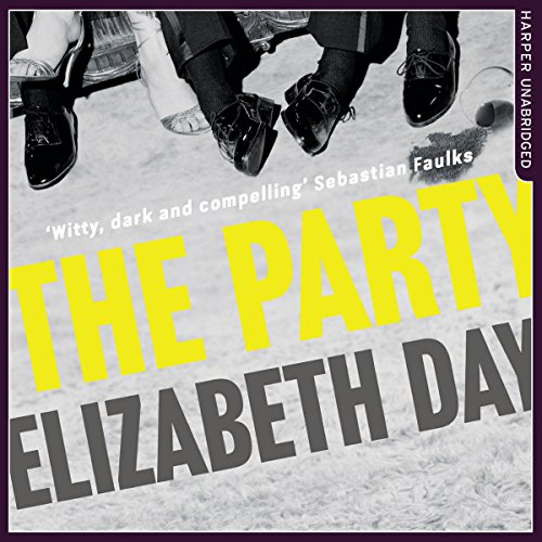 The Party audiobook cover art