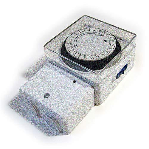 Electro dh 11.768 - Programador mecánico diario Electro dh 11.768