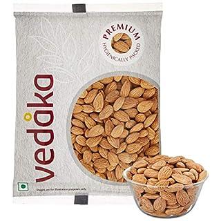 Amazon Brand - Vedaka Premium Roasted and Salted Almonds