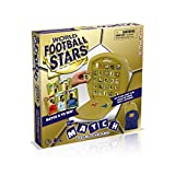 Top Trumps 32209 World Football Stars Match Board Game
