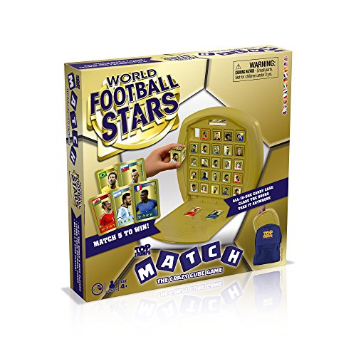 Winning Moves 32209 World Football Stars