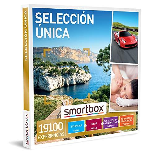 Smartbox - Caja Regalo Amor para Parejas - Selección única - Ideas Regalos Originales - 1 Experiencia de Estancia, gastronomía, Bienestar o Aventura para 1 o 2 Personas