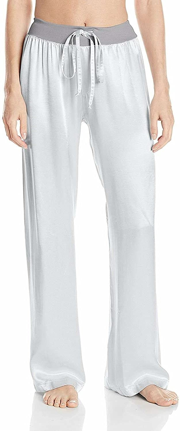PJ Harlow Women's Don't miss the campaign Jolie Satin Pant Draw String Tucson Mall with PJP53 - Sma