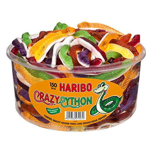 Haribo Crazy Python Dose