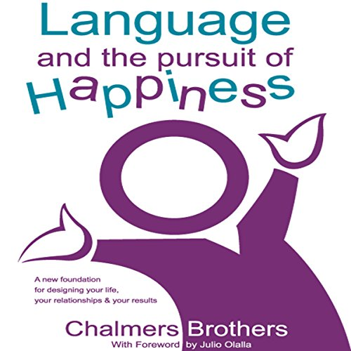 Language and the Pursuit of Happiness audiobook cover art